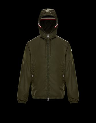 MONCLER ジャケットその他 MONCLER★2019SS最新作 ナイロンブルゾンGRIMPEURS★関税込み(10)
