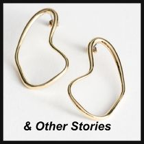 &Other Stories☆ユニークシェイプピアス