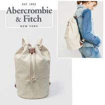 Abercrombie&Fitch*国内発送(追跡有)送関込*キャンバスリュック