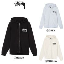 【STUSSY】☆2019-SS新作☆STOCK INTERNATIONAL ZIP HOOD