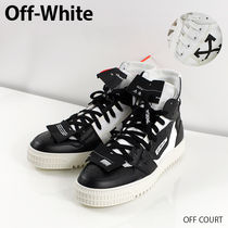 Off-White OFF COURT オフ コート ハイカット OMIA065R19800016