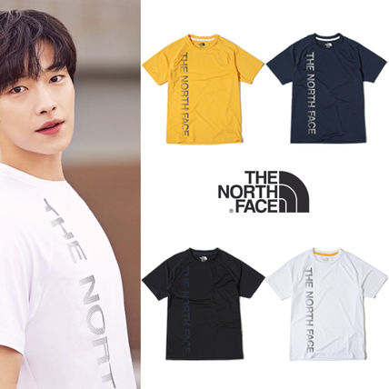 THE NORTH FACE☆HALF TONE S/S R/TEE☆