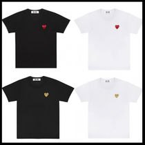 PLAY comme des garcons(コムデギャルソン)  Tシャツ ハートロゴ