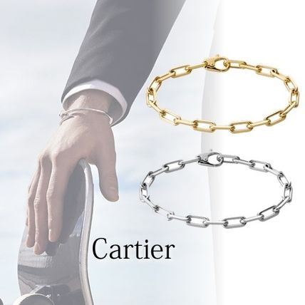 new styles 6e6d3 a8cab 【Cartier】国内発送 サントス ドゥ カルティエ ブレスレット2色