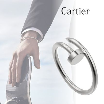 Cartier 指輪・リング 【Cartier】国内発送 ジュスト アン クル リング SM