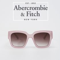 Abercrombie&Fitch*国内発送(追跡有)送関込*スクエアサングラス