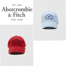 Abercrombie&Fitch*国内発送(追跡有)送関込*ロゴツイルキャップ
