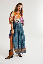 What You Want Maxi Dress 日本未入荷【free people】