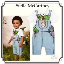 Stella McCartney☆Boys Organic Cotton ベジプリント Shortie