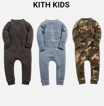 ☆KITH☆Kith Kids Toddlers Crew Coverall☆カバーオール