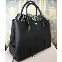 HERMES 超レア限定 ガーデンパーティーポーチ PM 36 Eperon d'Or