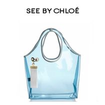 【See  by Chloe】クリアトートバッグ ★国内発送・送料込み★