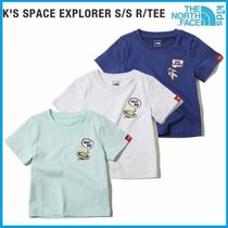 THE NORTH FACE★正規品★K'S SPACE EXPLORER Tシャツ/安心追跡