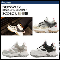 Discovery EXPEDITION(ディスカバリー) スニーカー ★DISCOVERY EXPEDITION★Bucket Defenderアグリーシューズ 厚底