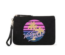 Graphic Tease Night Out Wristlet