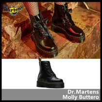 【Dr.Martens】Molly Buttero 厚底 24861001