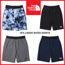 THE NORTH FACE★M'S LINDEN WATER SHORTS NS6NK05
