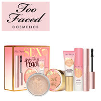 Too Faced Sex On The Peach Complexion 4点セット