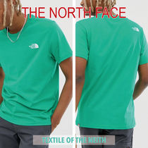 ◆THE NORTH FACE◆ロゴT*半袖 緑
