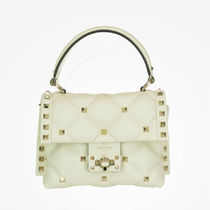 19SS★Valentino Mini Candystud Top Handle Bag LI 関税/送料込