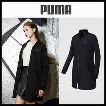 ◆PUMA◆ アウター TECH WOVEN JACKET (BLACK)