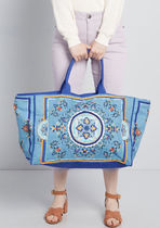 modcloth(モドクロス) トートバッグ 国内送料無料♪Out for Adventure Tote*ビッグトートバッグ