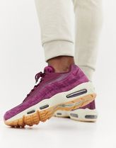 Nike Air Max 95 Trainers In Red AJ2018600