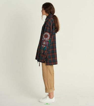 シャツ 日本未入荷 A NOTHING DREAMCATCHER DROP-SHOULDER SHIRT 全2色(12)