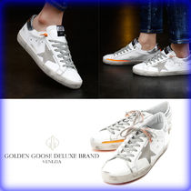【Golden Goose】SUPERSTAR SNEAKERS☆ORANGE☆/追跡付