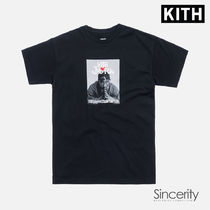 KITH NYC(キスニューヨークシティ) Tシャツ・カットソー KITH POETIC JUSTICE TEE / BLACK / SMALL