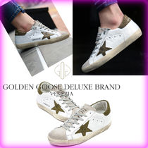 【Golden Goose】 SUPERSTAR ☆WHITE METALLIC☆/追跡付