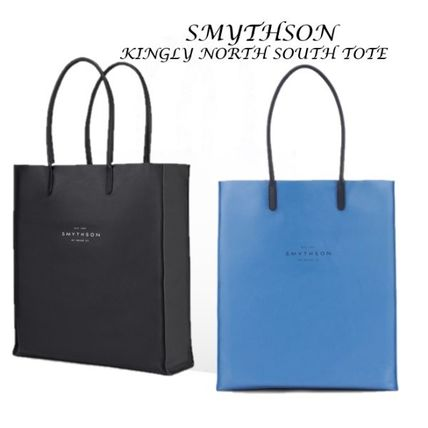 【SMYTHSON】Kingly North South トートバッグ
