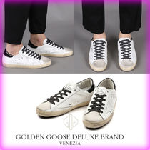 【Golden Goose】  SUPERSTAR SNEAKERS LOW☆/追跡付