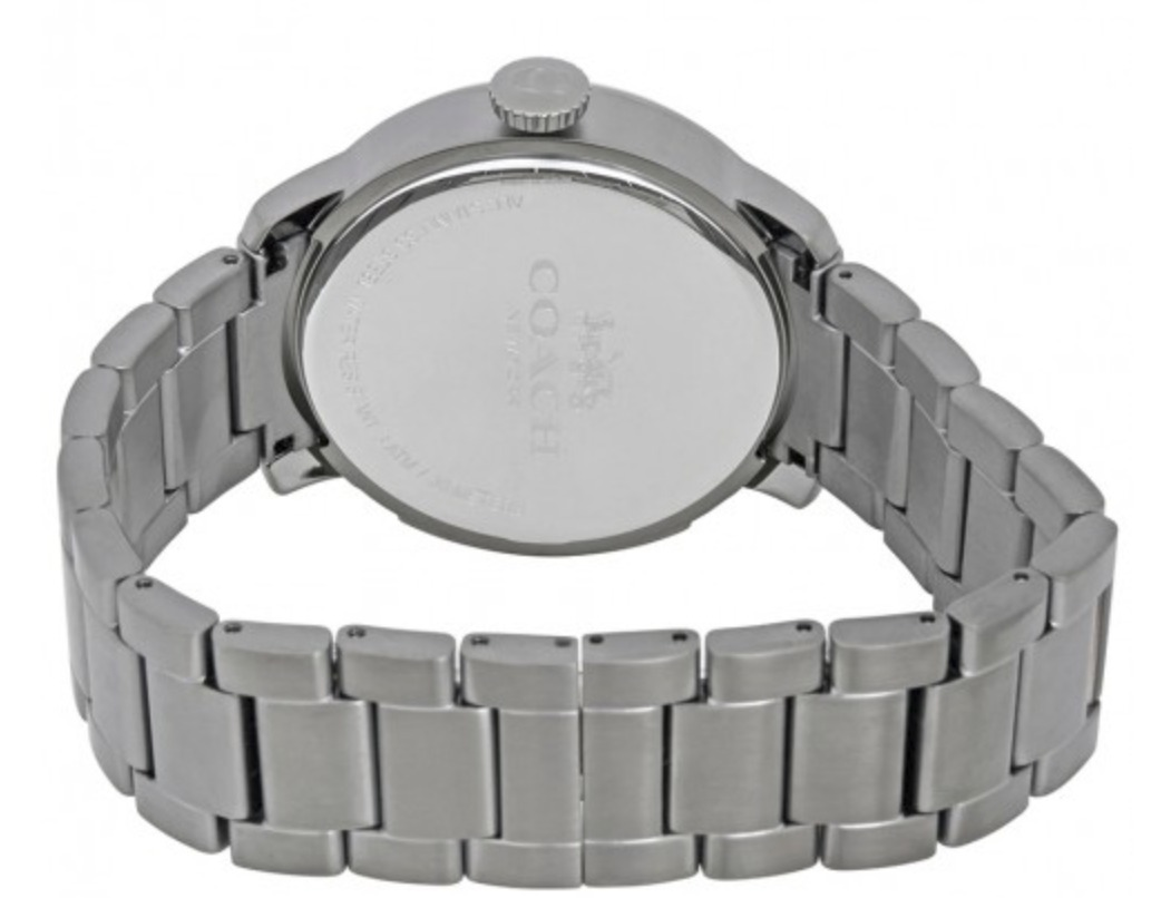 4b2d23582d0a BUYMA|☆コーチ☆Bleecker Grey Dial Men's Multifunction Watch 14602360
