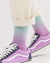 ASOS DESIGN sports socks in ombre