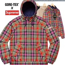 Supreme GORE TEX Hooded Harrington Jacket SS 19 WEEK 4