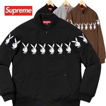 Supreme シュプリーム Playboy Crew Jacket SS 19 WEEK 4