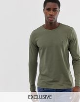 Tommy Hilfiger Exclusive to Asos long sleeve top pique ico