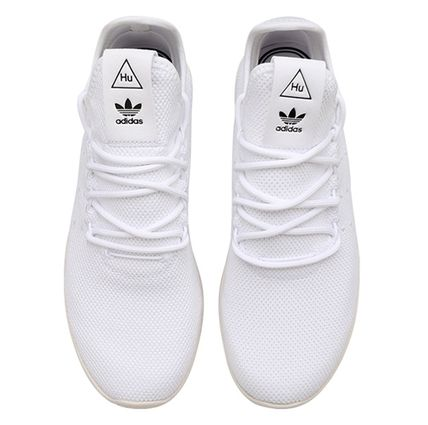 adidas スニーカー ★ADIDAS★PHARRELL WILLIAMS TENNIS HU B41792 AQ1056 正規品(5)