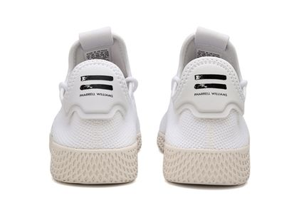 adidas スニーカー ★ADIDAS★PHARRELL WILLIAMS TENNIS HU B41792 AQ1056 正規品(6)