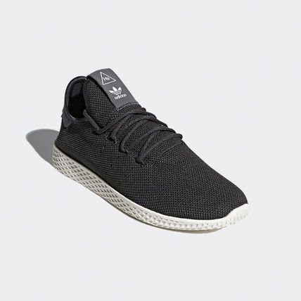 adidas スニーカー ★ADIDAS★PHARRELL WILLIAMS TENNIS HU B41792 AQ1056 正規品(8)