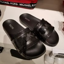 2019 NEW♪ MICHAEL KORS ◆ PENNY SLIDE : サンダル