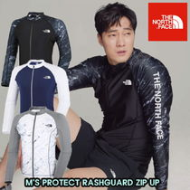 THE NORTH FACE★新作 M'S PROTECT RASHGUARD ZIP UP NJ5JK03