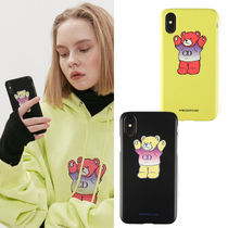 ★A PIECE OF CAKE★韓国 携帯ケース CD Bear Phone Case【2色】