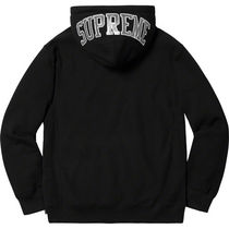 3 WEEK Supreme SS 19   Sequin Arc Hooded Sweat