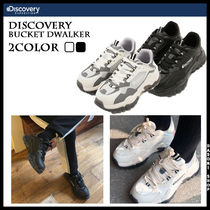 Discovery EXPEDITION(ディスカバリー) スニーカー ★DISCOVERY EXPEDITION★BUCKET DWALKER アグリーシューズ 厚底