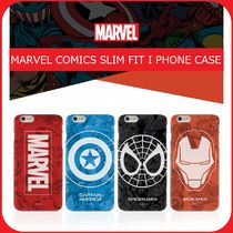 [MARVEL] MARVEL COMICS SLIM FIT I_PHONE CASE