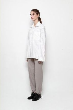 シャツ 日本未入荷TRIP LE SENSのSTITCHES STRIPE SHIRTS 全2色(9)
