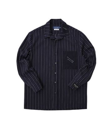 シャツ 日本未入荷TRIP LE SENSのSTITCHES STRIPE SHIRTS 全2色(16)