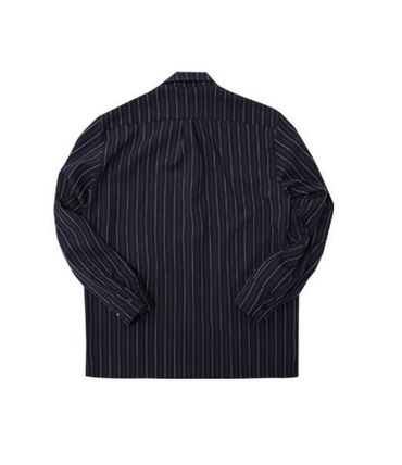 シャツ 日本未入荷TRIP LE SENSのSTITCHES STRIPE SHIRTS 全2色(17)
